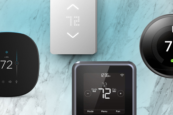 Top 5 Smart Thermostats